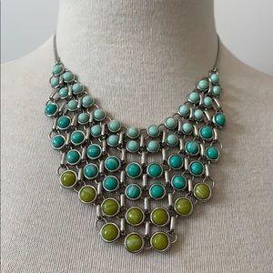 Lia Sophia reversible necklace